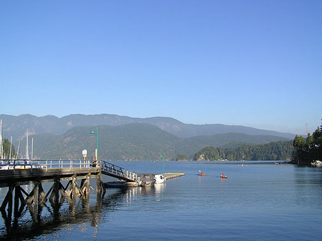 Ghallant Wharf Deep Cove
